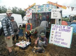 Festival Upcycle Volunteer Free